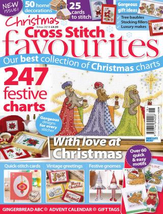 Cross Stitch Specials Christmas 2018
