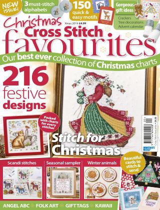 Cross Stitch Specials Christmas 2019