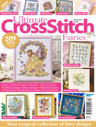 Ultimate Cross Stitch Specials Fairies2019