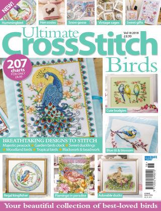 Ultimate Cross Stitch Specials Birds