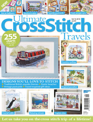 Ultimate Cross Stitch Specials Travel