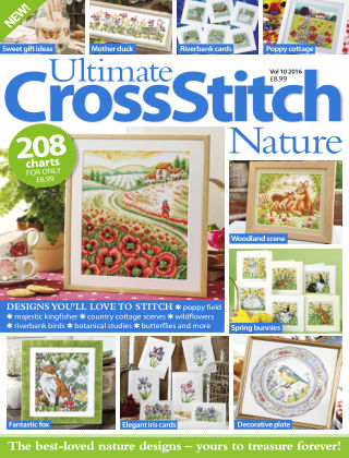 Ultimate Cross Stitch Specials Nature