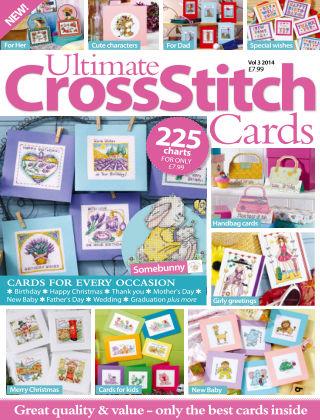 Ultimate Cross Stitch Specials Cards2014