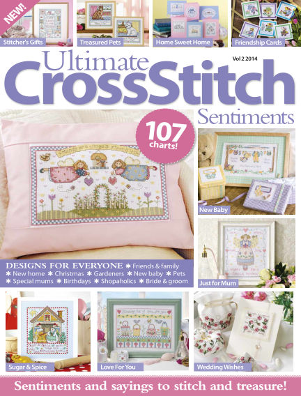 Ultimate Cross Stitch Specials May 30, 2020 00:00