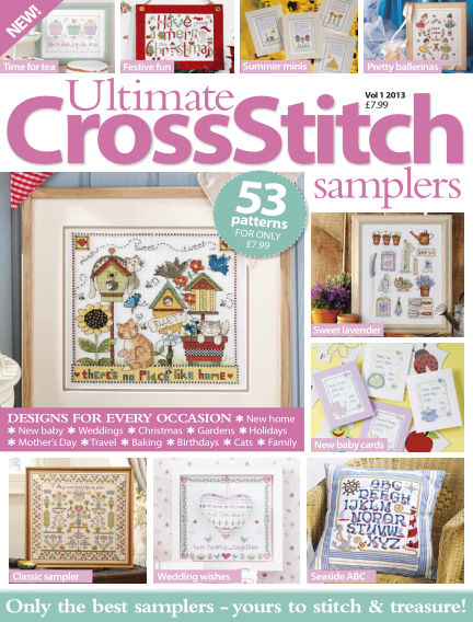 Ultimate Cross Stitch Specials May 23, 2020 00:00
