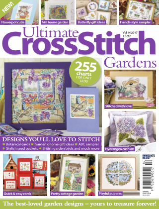 Ultimate Cross Stitch Specials Gardens