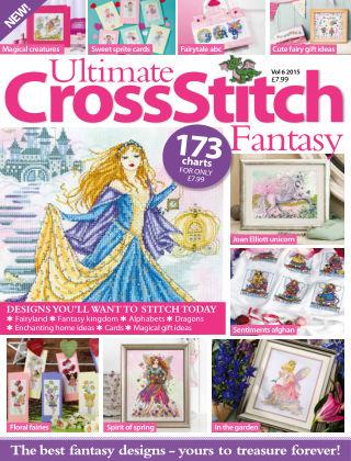 Ultimate Cross Stitch Specials Cross Stitch Fantasy