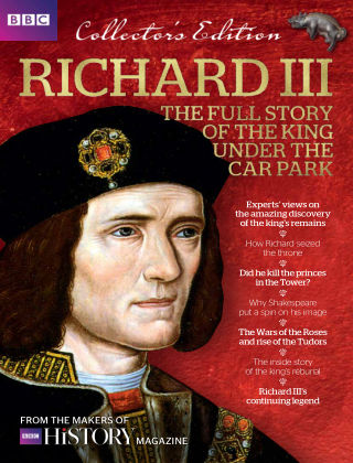 BBC History Specials RichardIII