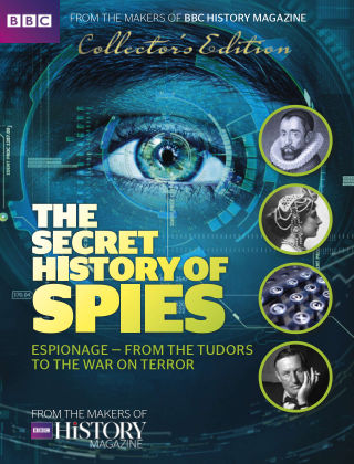 BBC History Specials SecretHistoryOfSpies
