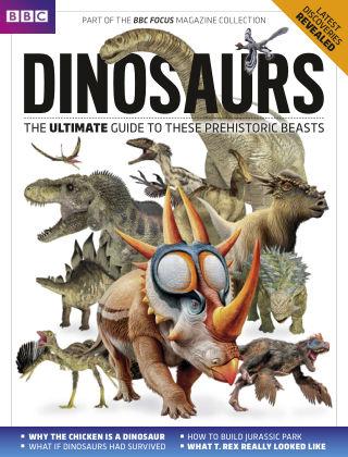 BBC Science Focus Magazine Specials Dinosaurs
