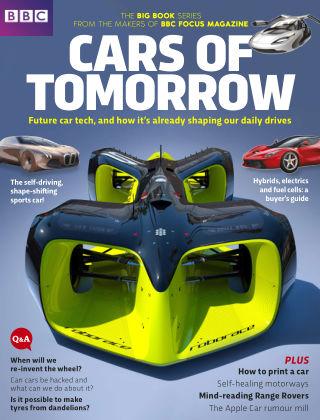 BBC Science Focus Magazine Specials CarsOfTomorrow