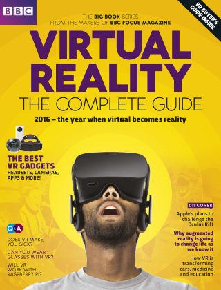 BBC Science Focus Magazine Specials VirtualReality