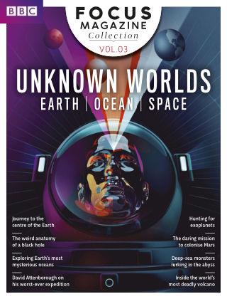 BBC Science Focus Magazine Specials UnknownWorlds