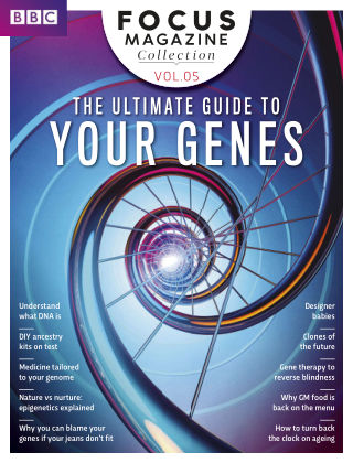 BBC Science Focus Magazine Specials GuideToYourGenes