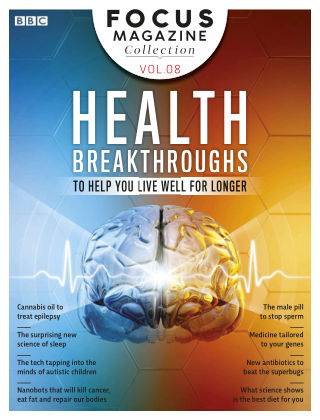 BBC Science Focus Magazine Specials HealthBreakthroughs
