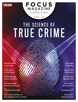 BBC Science Focus Magazine Specials ScienceOfTrueCrime