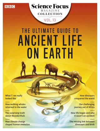 BBC Science Focus Magazine Specials AncientLifeOnEarth