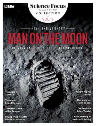 BBC Science Focus Magazine Specials ManOnTheMoon2019