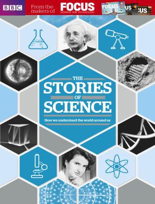 BBC Science Focus Magazine Specials Stories of Science