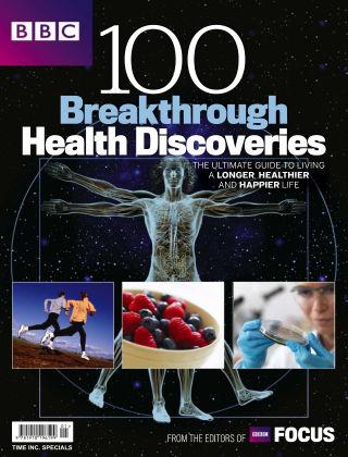 BBC Science Focus Magazine Specials Health Discoveries