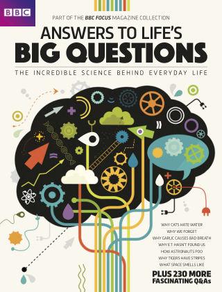 BBC Science Focus Magazine Specials Life's Big Questions