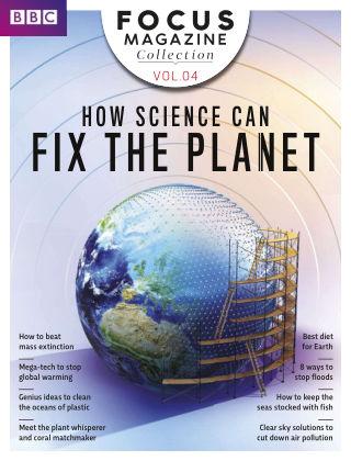 BBC Science Focus Magazine Specials Fix The Planet