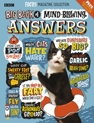 BBC Science Focus Magazine Specials Mind-Blowing Answers