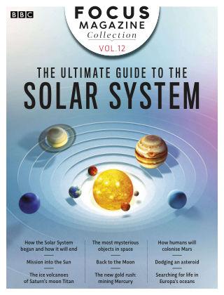BBC Science Focus Magazine Specials Solar System