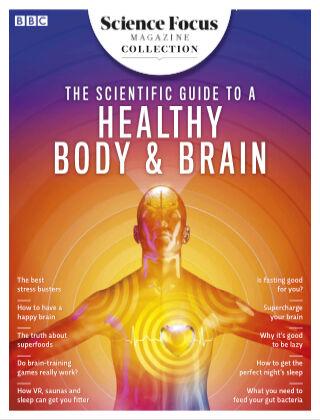 BBC Science Focus Magazine Specials Healthy Body & Brain