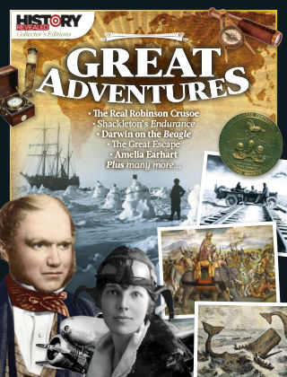 History Revealed Specials GreatAdventures