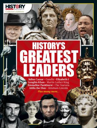 History Revealed Specials HistorysGreatLeaders