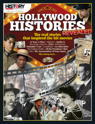 History Revealed Specials Hollywood Histories