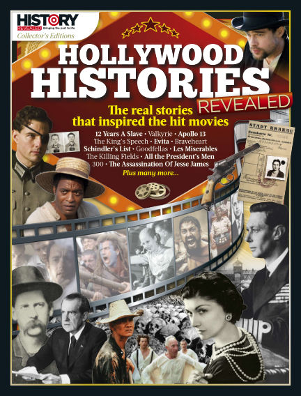 History Revealed Specials April 06, 2020 00:00