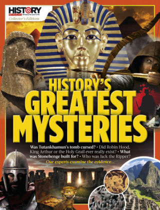 History Revealed Specials History's Mysteries