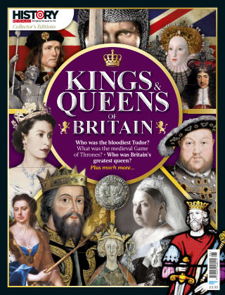 History Revealed Specials Kings&QueensBritain