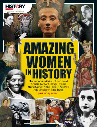 History Revealed Specials AmazingWomen