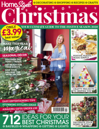 Homes & Antiques Specials HomesStyle Xmas 2020