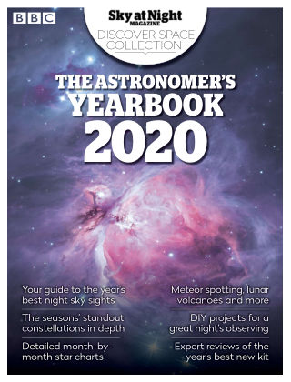 Sky at Night Specials Yearbook 2020
