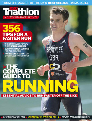 220 Triathlon Specials Guide to Running