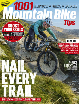 Sports Bookazine 1001MountainBikeTips