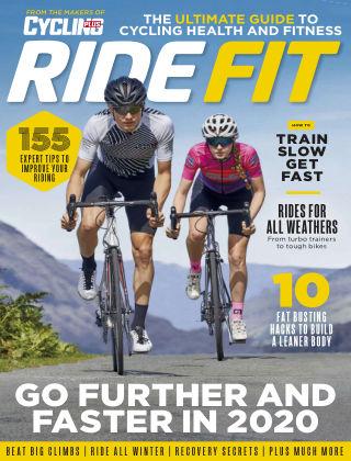 Sports Bookazine RideFit2020