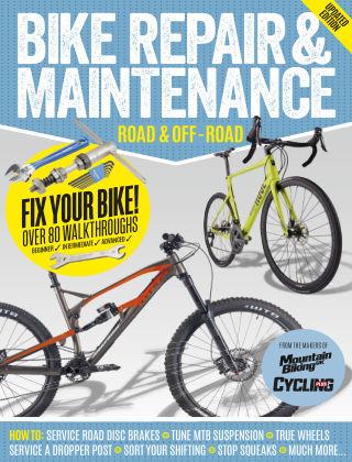 Sports Bookazine Bike Repair