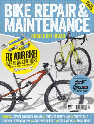 Sports Bookazine BikeMaint&Repair
