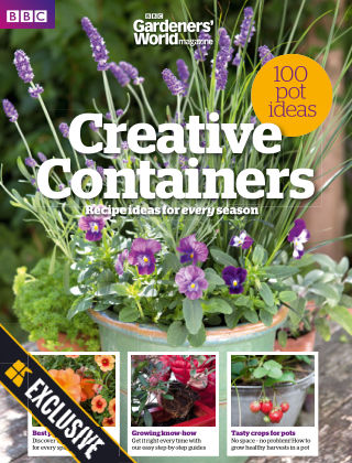 BBC Gardeners World: Creative Containers - Readly Exclusive  Creative Containers