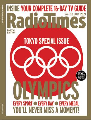 Radio Times 24-30th July 2021