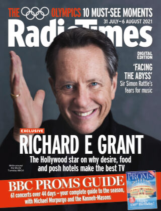 Radio Times 31-6th August 2021
