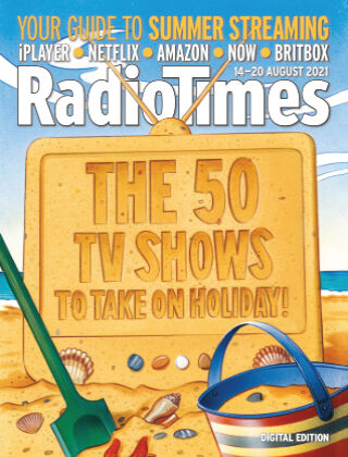 Radio Times 14-20th August 2021