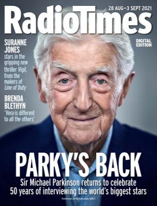 Radio Times 28-3rd Sept 2021