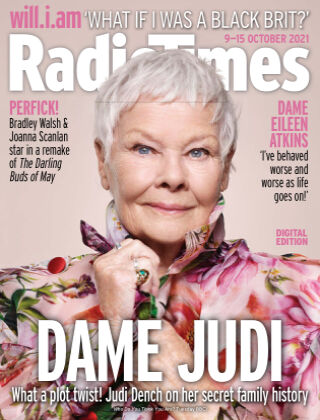 Radio Times 9-15th October 2021