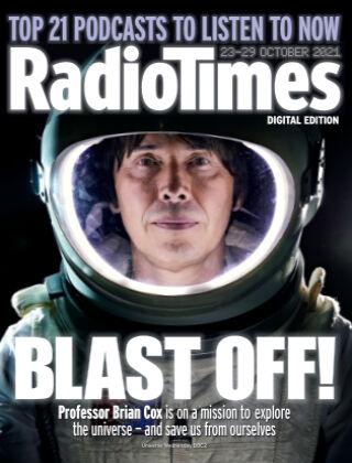 Radio Times 23-29th October 2021